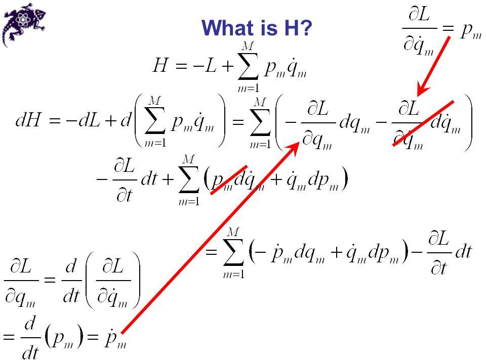 1D harmonic oscillator We found a generating function! 9.3