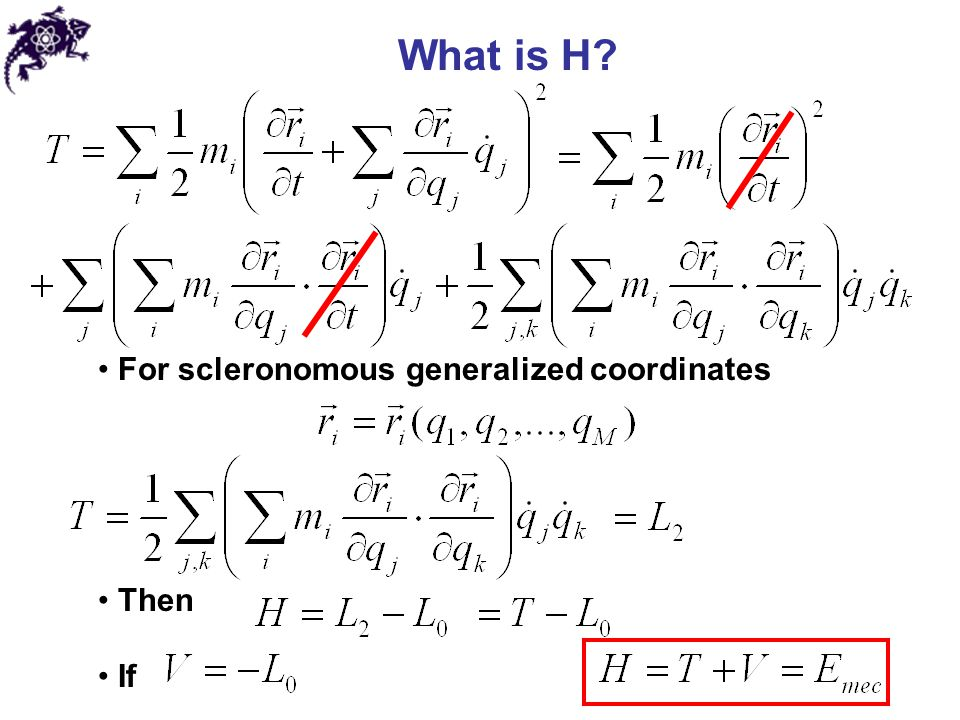 Higher-derivative Lagrangians Euler-Lagrange equations: We have formulated a 'higher-order' Lagrangian formalism What kind of behavior does it produce?