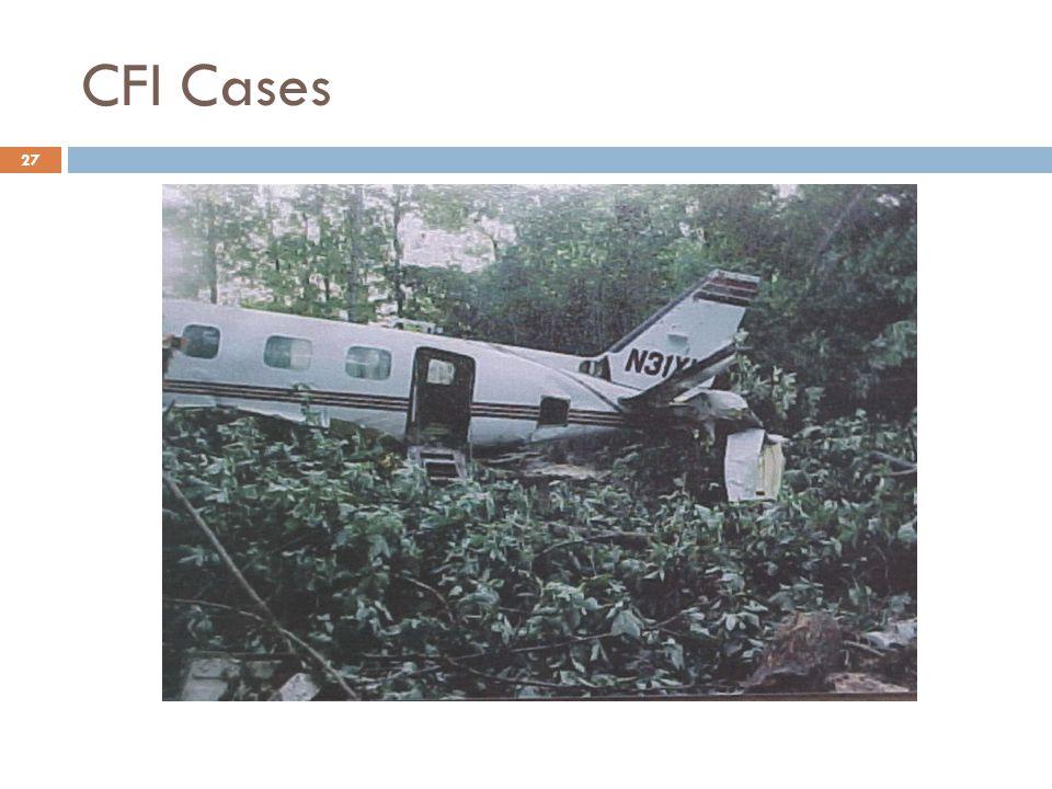 CFI Cases 27