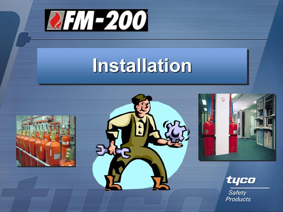 Burkhard Krafft Technical Services Manager EMEA FM-200 ® IntroductionComponents Install./Maint.Design Exam This Training