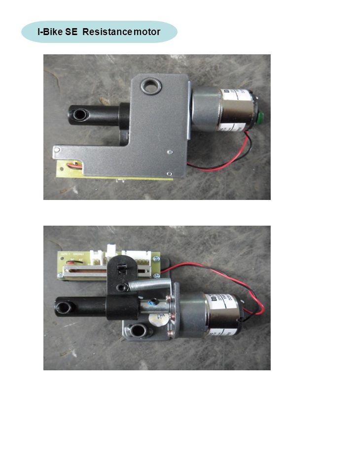 I-Bike SE Resistance motor