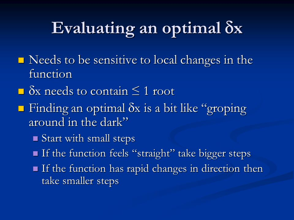 Next Lecture Interpolation Interpolation