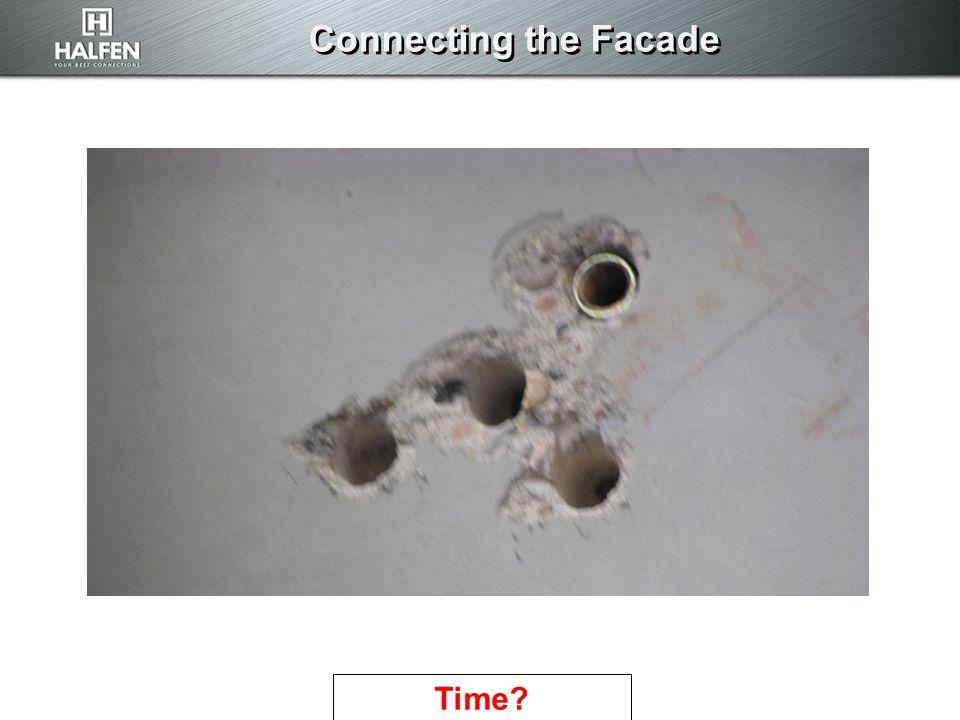 Connecting the Facade Time?