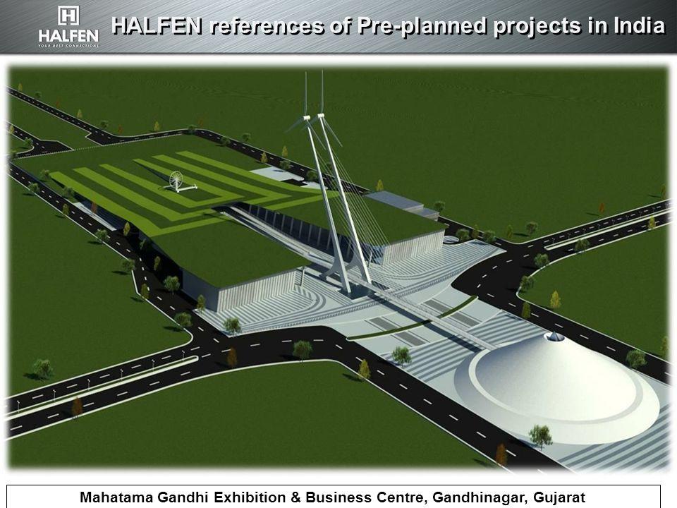 Mahatama Gandhi Exhibition & Business Centre, Gandhinagar, Gujarat