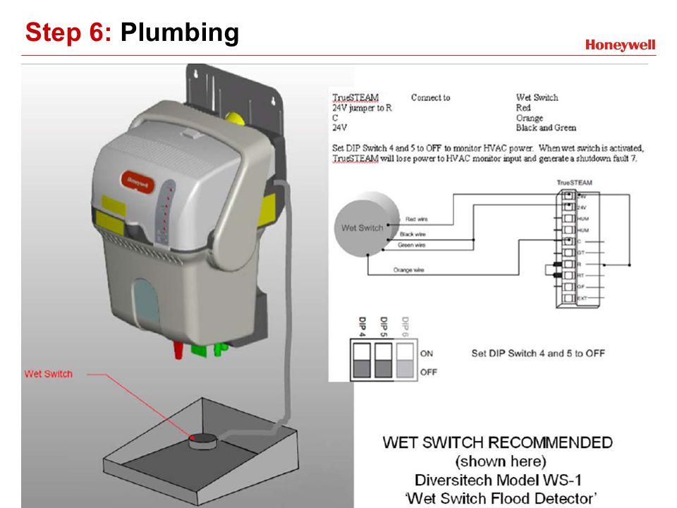 Step 6: Plumbing