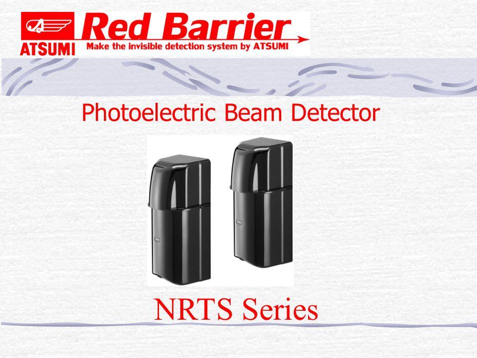 Photoelectric Beam Detector NRTS Series