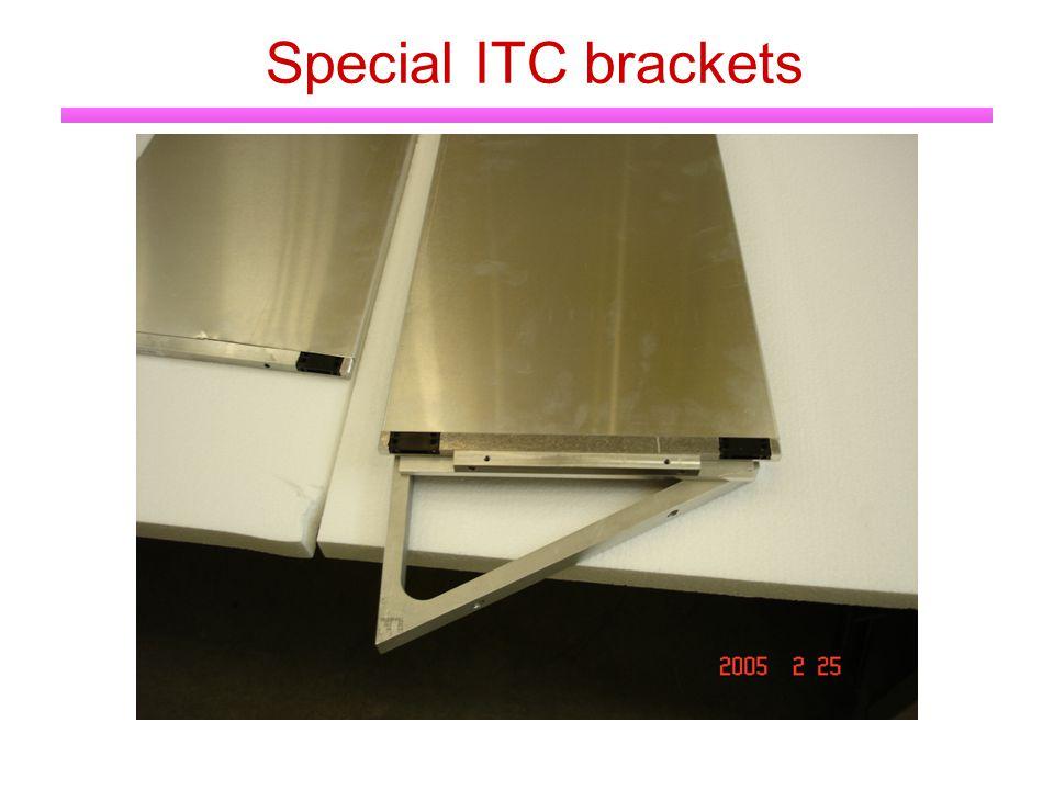 Special ITC brackets