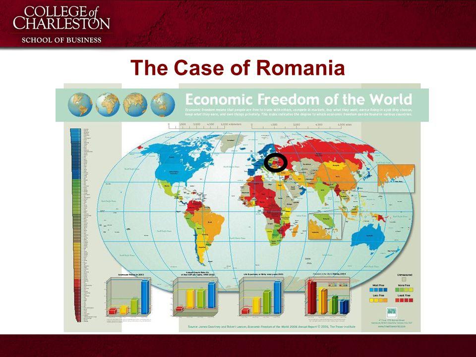 The Case of Romania