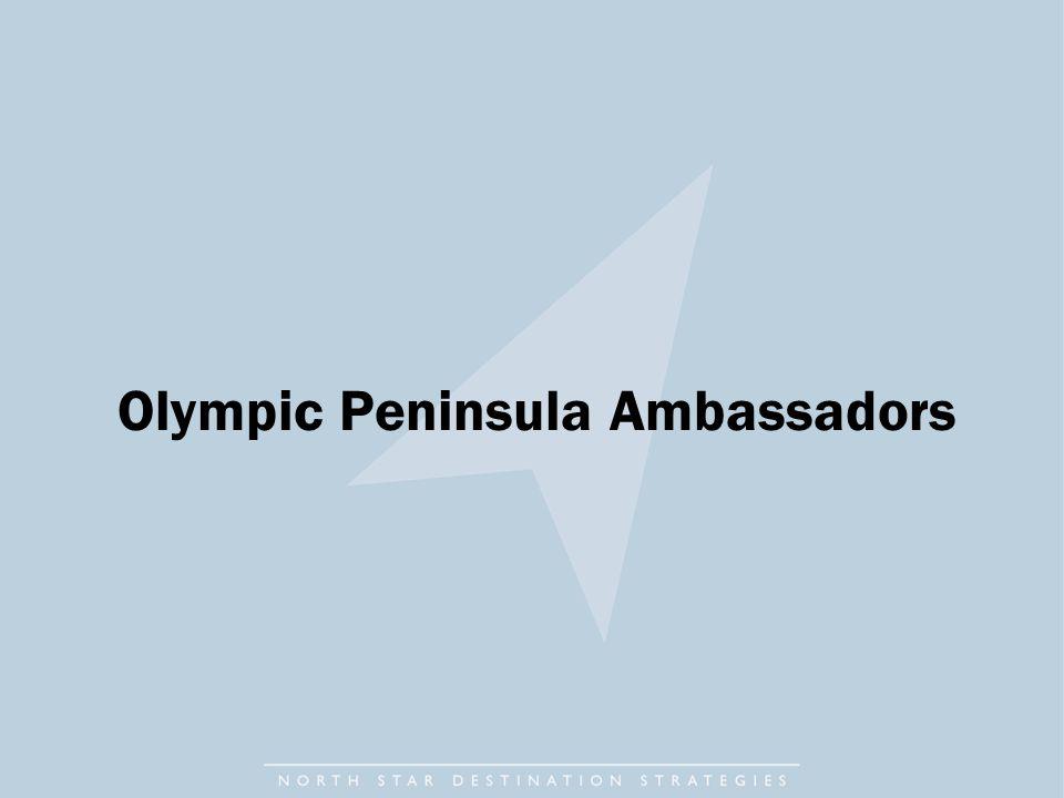 Olympic Peninsula Ambassadors