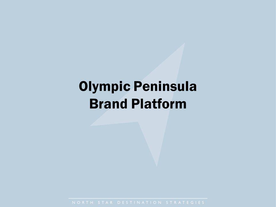 Olympic Peninsula Brand Platform