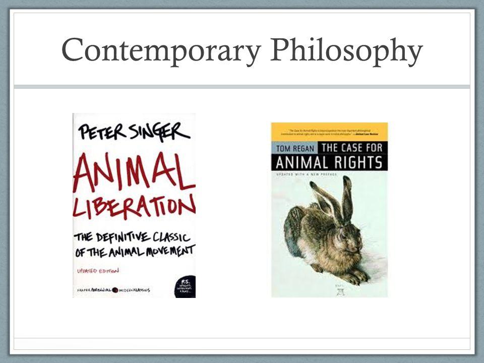 Contemporary Philosophy