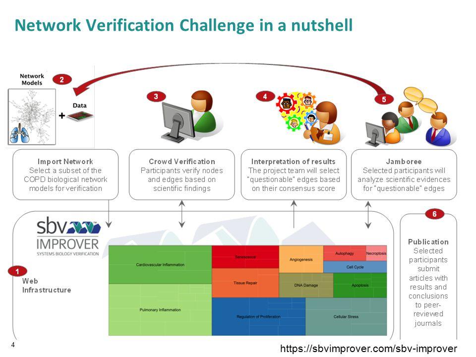 4 Network Verification Challenge in a nutshell https://sbvimprover.com/sbv-improver