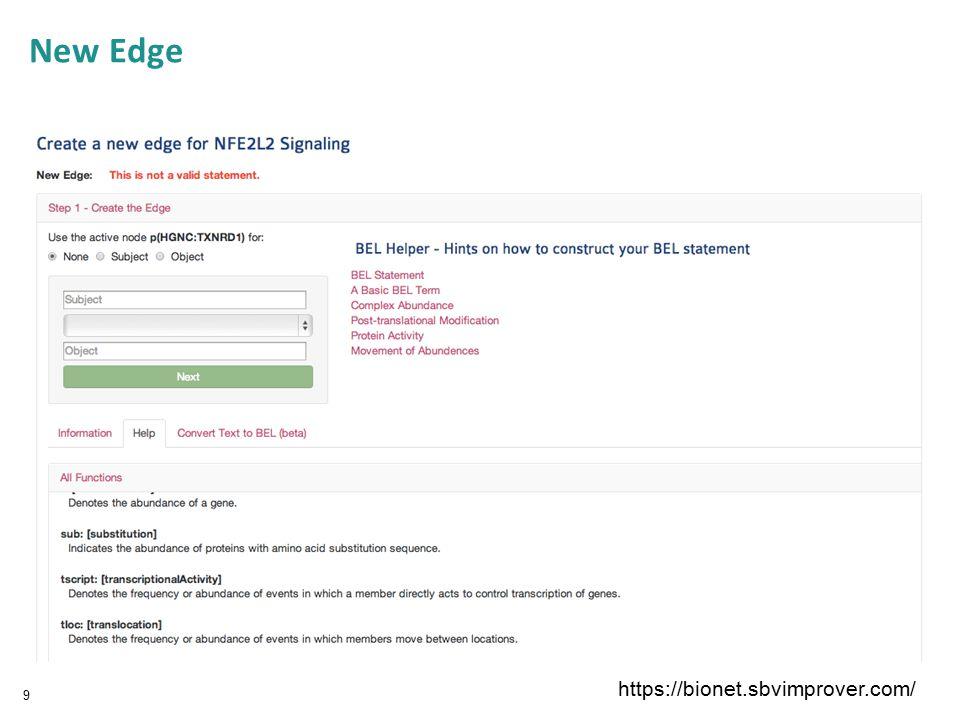9 New Edge https://bionet.sbvimprover.com/
