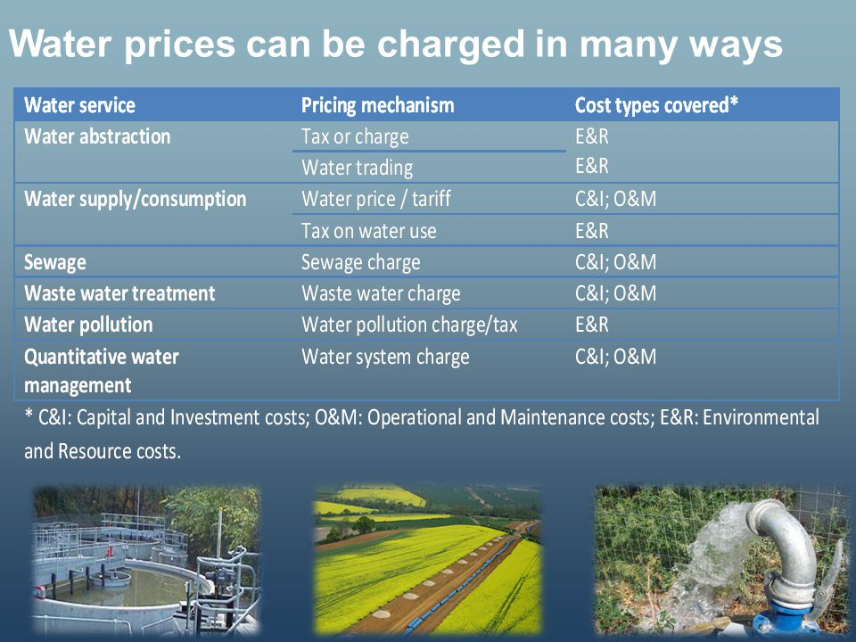 Is water consumption reactive to water price changes.