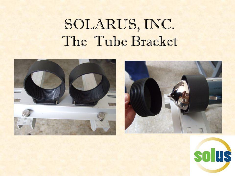 SOLARUS, INC. The Tube Bracket