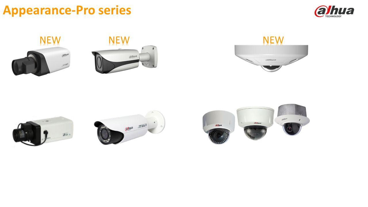 © 2013 DAHUA TECHNOLOGY Appearance-Pro series