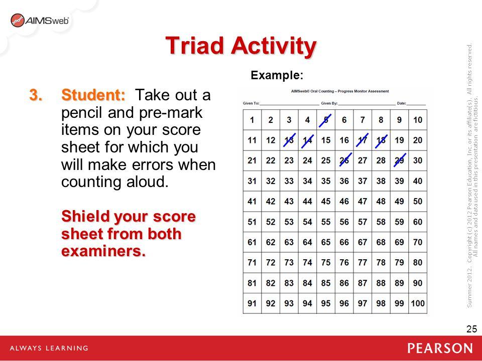 Summer 2012. Copyright (c) 2012 Pearson Education, Inc.