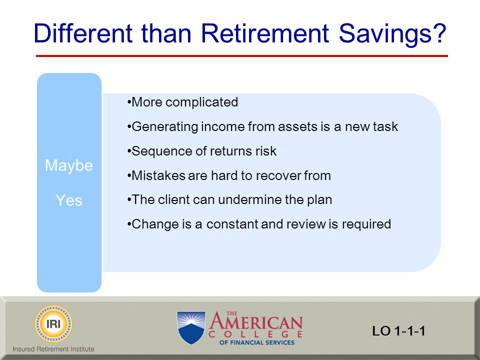 Competency 2 Identify Retirement Income Needs and Objectives and Evaluate the Client's Current Situation Section 1: Identify Retirement Budget Section 2: Sources of Income Section 3: Preliminary Calculations