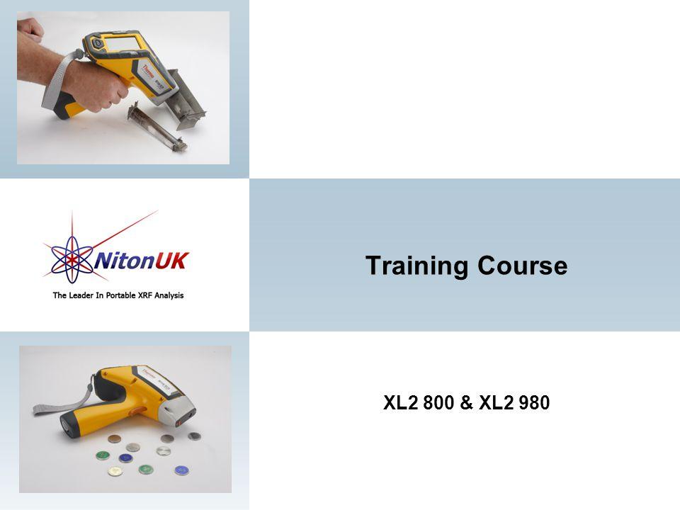 XL2 800 & XL2 980 Training Course