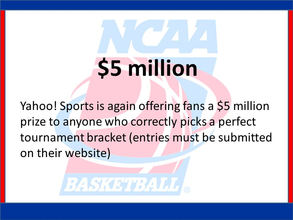 70 million Last year consumers ate nearly 70 million chicken wings during the college basketball postseason at Buffalo Wild Wings restaurants alone (they are an official NCAA sponsor, as the Official Hangout of March Madness )