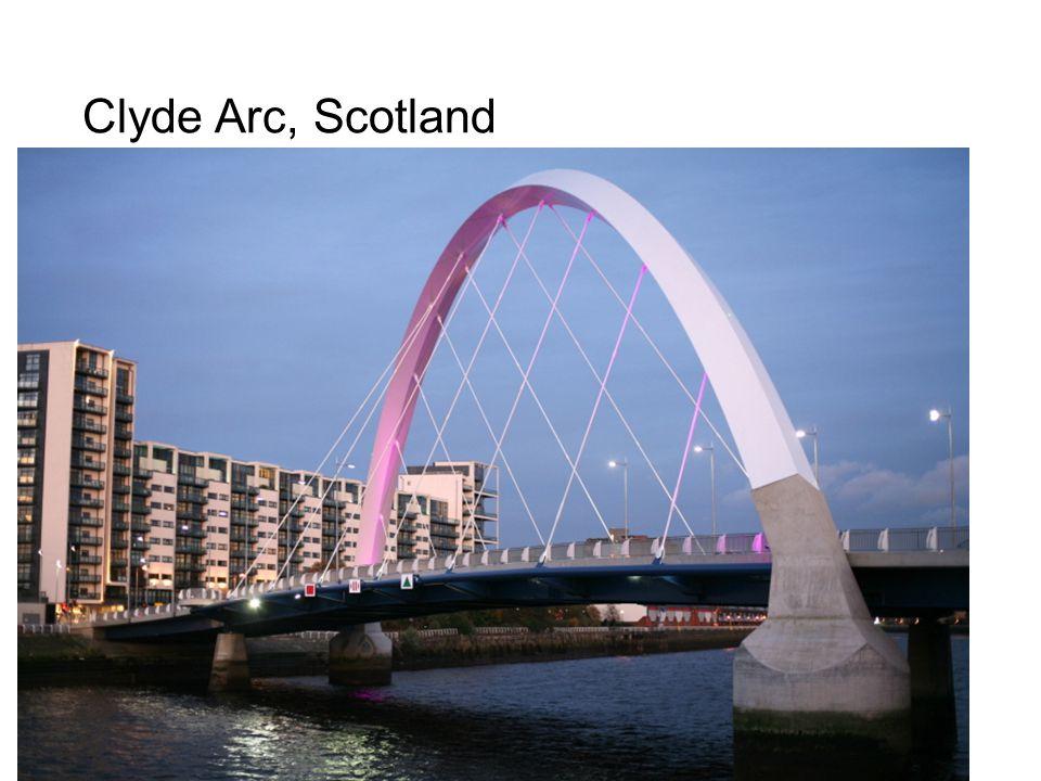 Clyde Arc, Scotland
