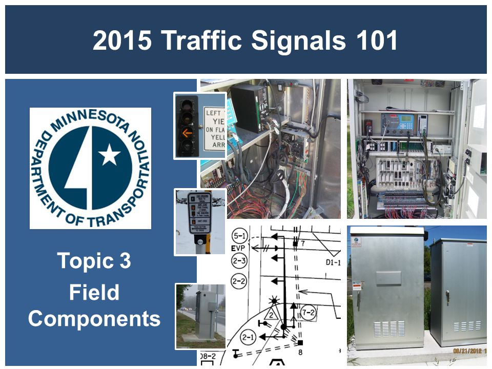 Office of Traffic, Safety, and Technology Field Components 2 Full Intersection Picture
