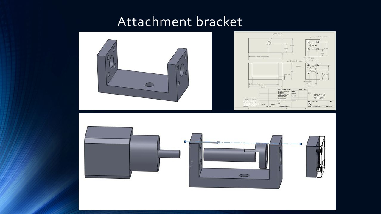 Attachment bracket