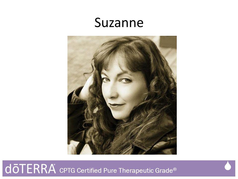 Suzanne  CPTG Certified Pure Therapeutic Grade ®