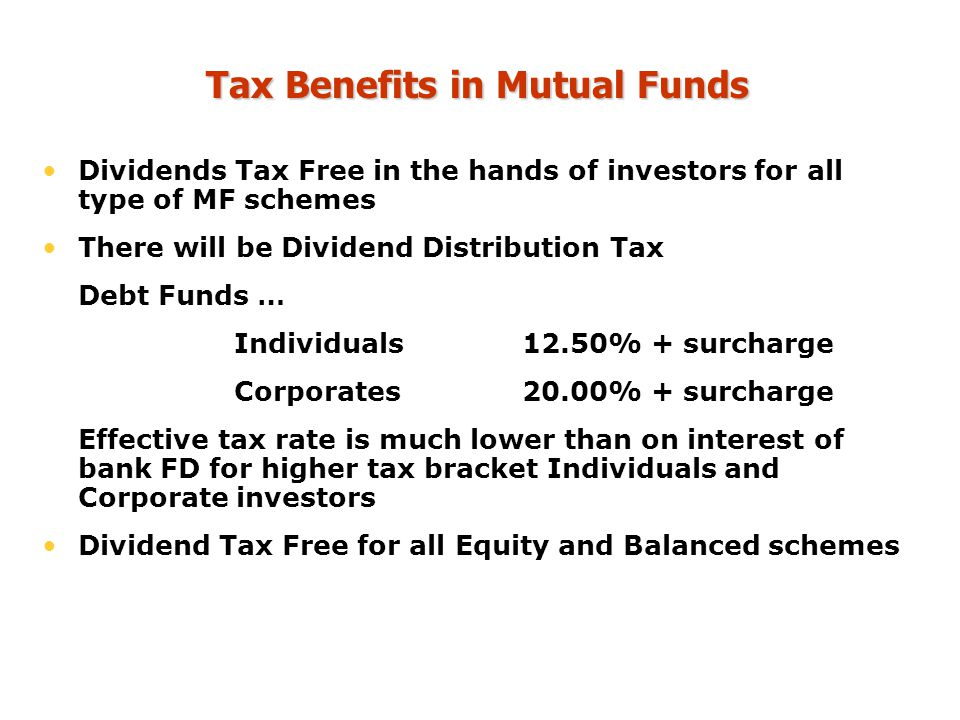 How are Mutual Funds Structured.