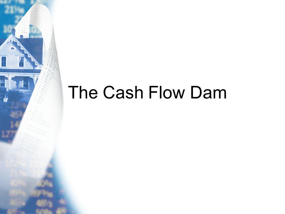 The Cash Flow Dam