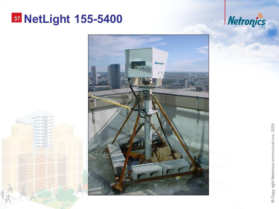 37 NetLight 155-5400