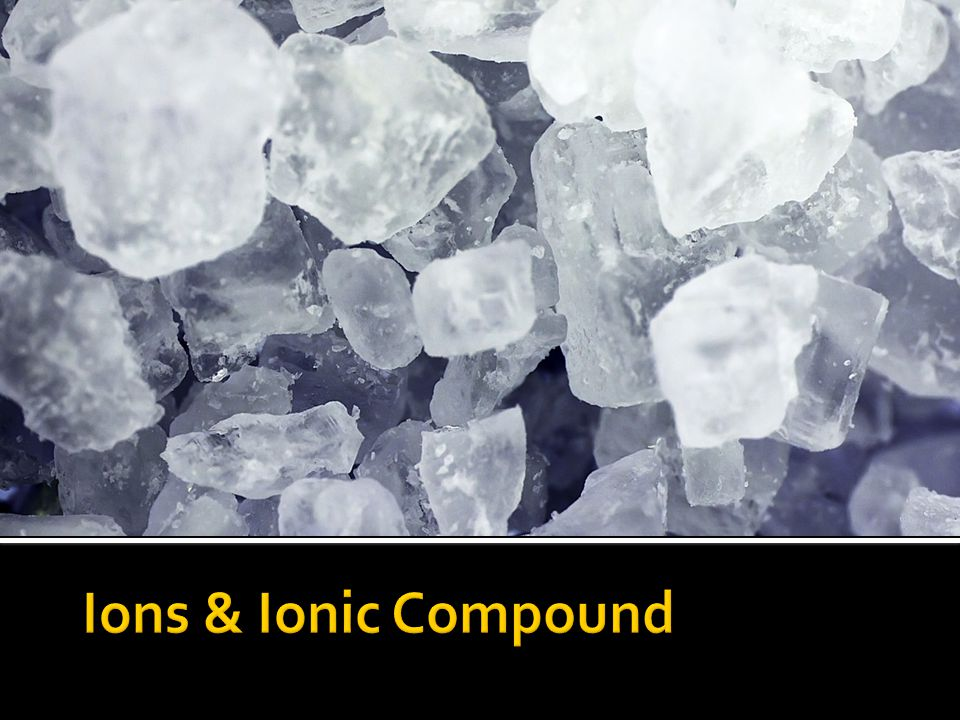 Example Problem 2: Write the name of the ionic compound MnCl 4 1.Identify the ions that form the compound: Mn 2+ or Mn 4+ and Cl - 2.Determine the charge of the multivalent ion that would make the compound neutral.