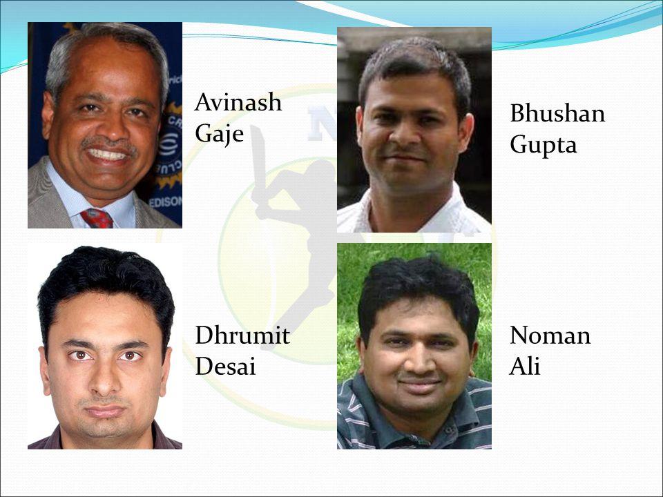 Rahul Gupta Ram Gummadi Ranjith Rajan Rizwan Ahsan