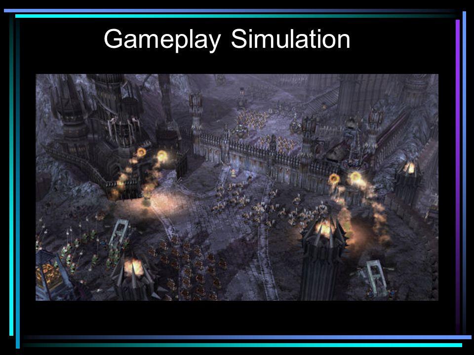 Gameplay Simulation