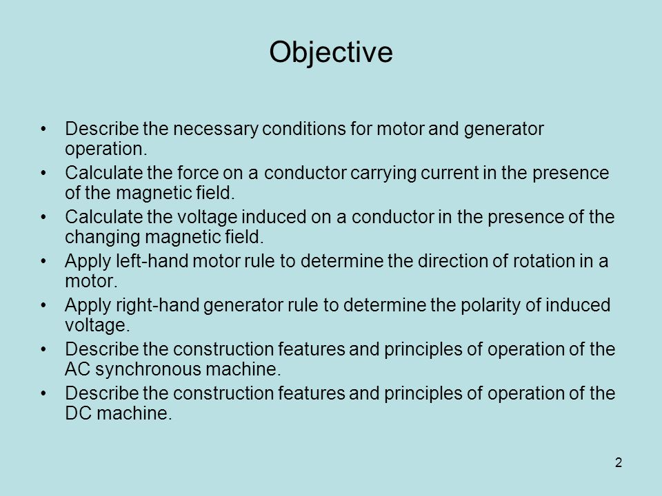 Introduction Electricity is provided by generators, devices that convert mechanical energy into electrical energy.