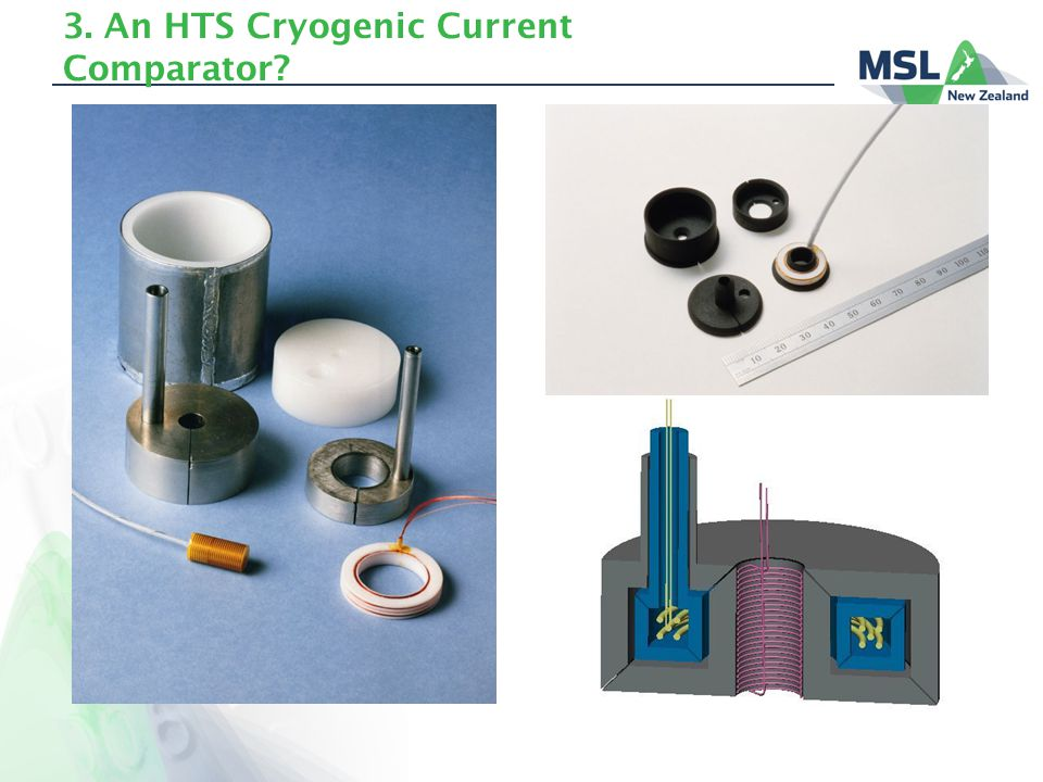 51 3. An HTS Cryogenic Current Comparator