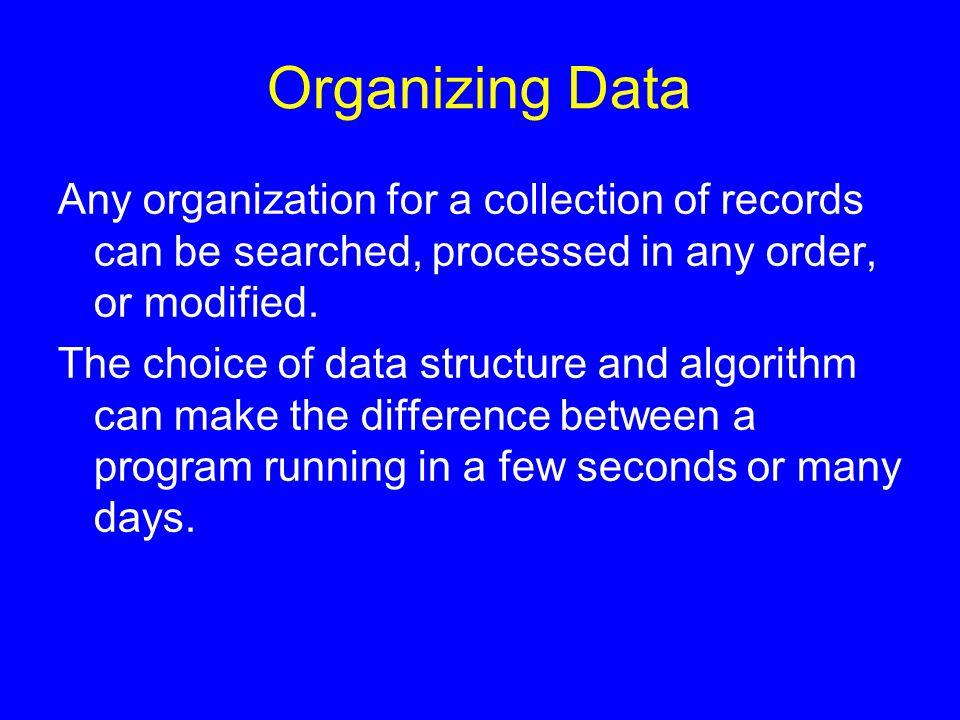 55 Analyzing Problems Upper bound: Upper bound of best known algorithm.
