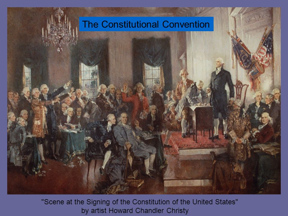 Assumptions & Guiding Principles Articles Of Confederation were inadequate WHY.