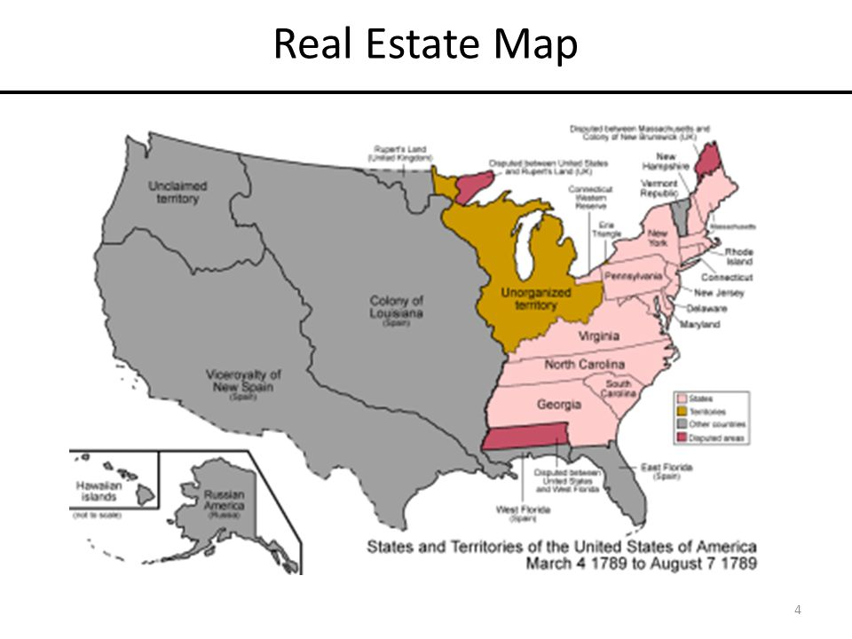 Real Estate Map 4