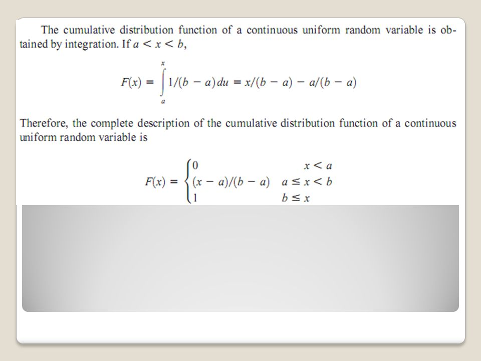 4.Exponential Distribution Let the rV N denote the number of flaws in x mm of wire.