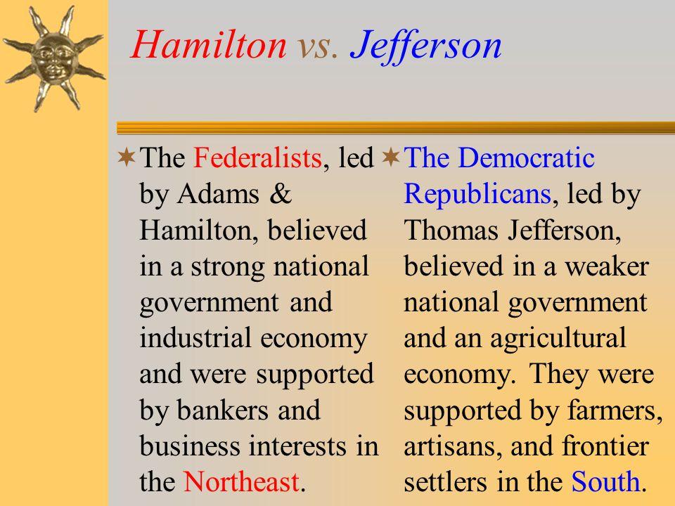 Jefferson's View of America