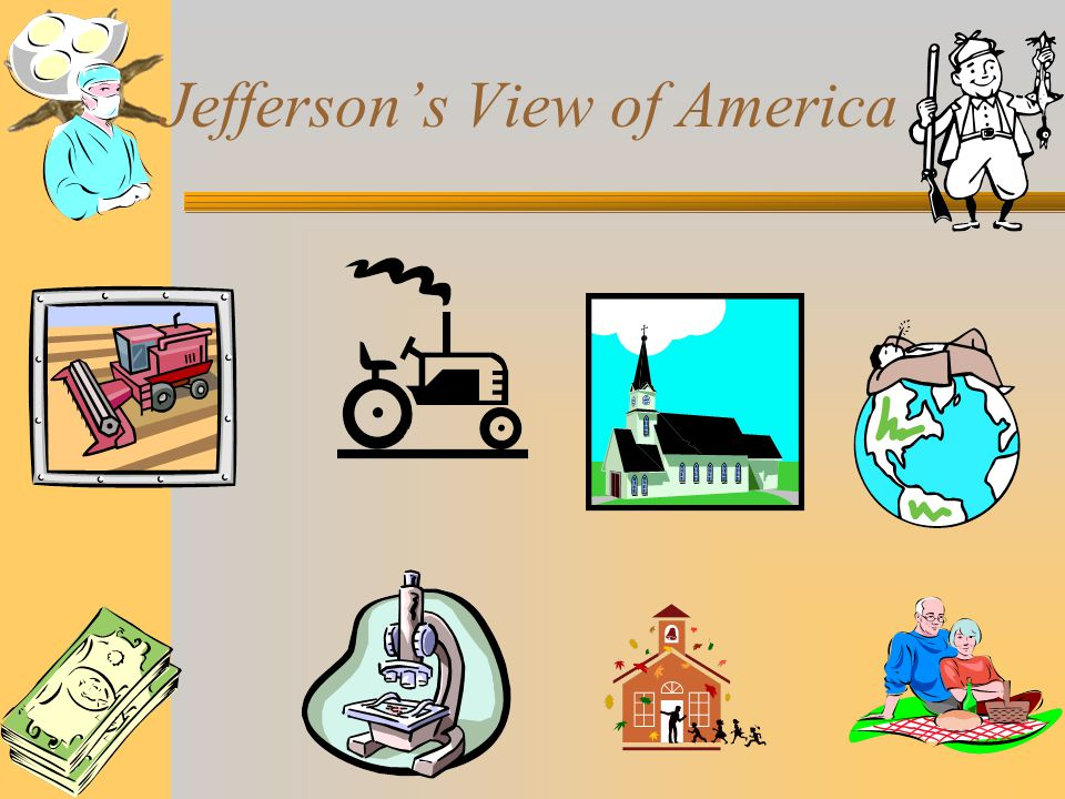 Jefferson's View of America