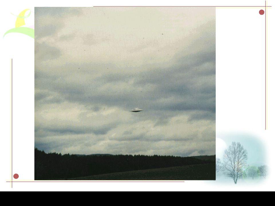 UFO E.T. Famous film: ET