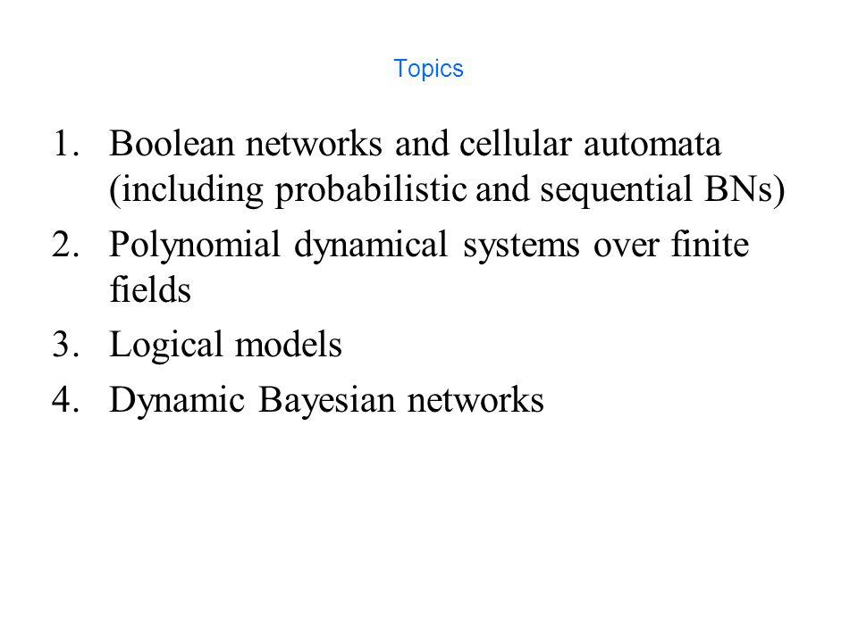 Dynamic Bayesian networks Definition.