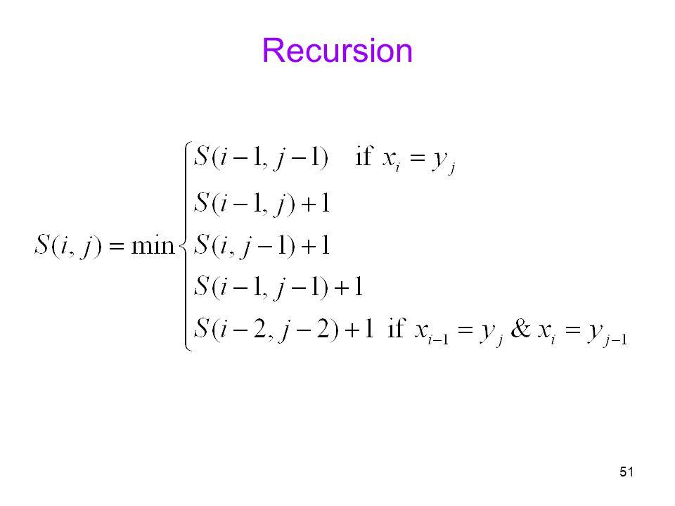 51 Recursion