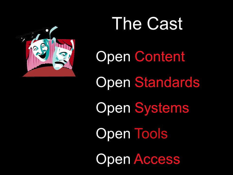 Open Content OpenCourseWare looks counter-intuitive in a market-driven world.