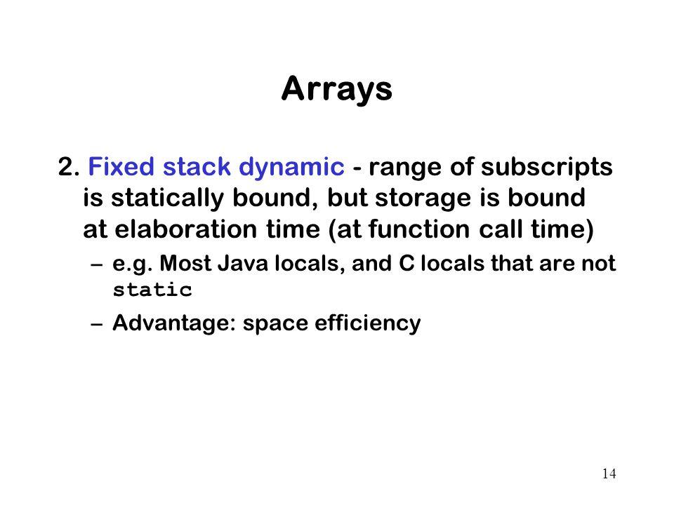 14 Arrays 2.