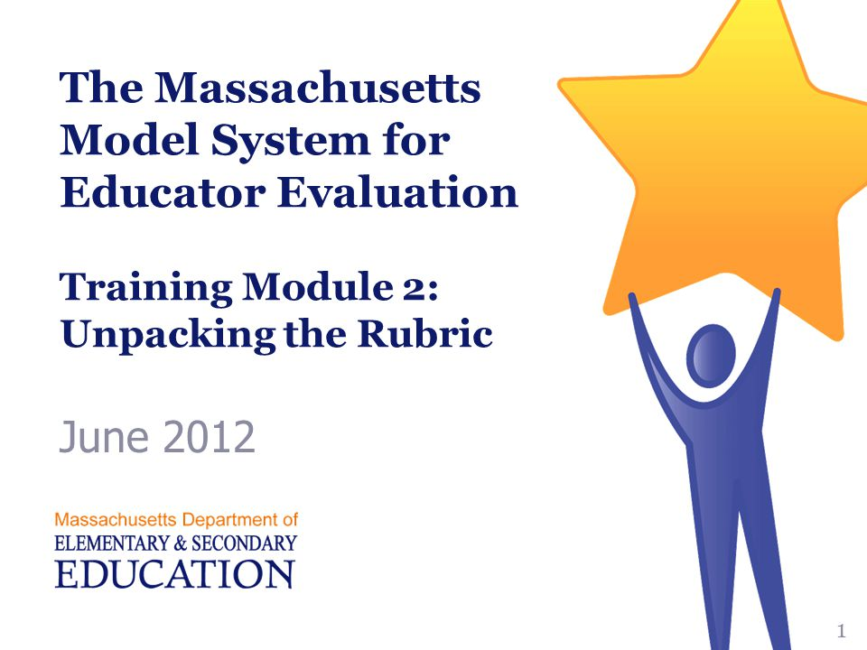 Effective Teaching Practice We know what effective educators do and We can measure those actions and behaviors Massachusetts Department of Elementary and Secondary Education 12