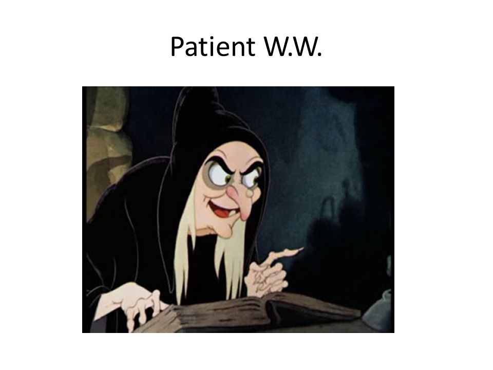 Patient W.W.