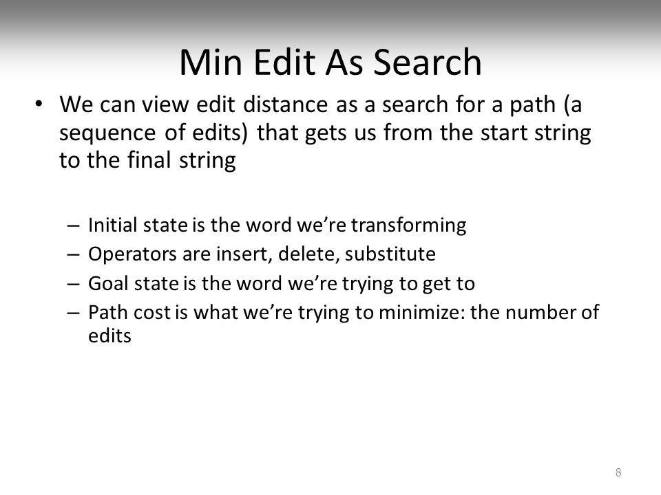 7 Min Edit Example